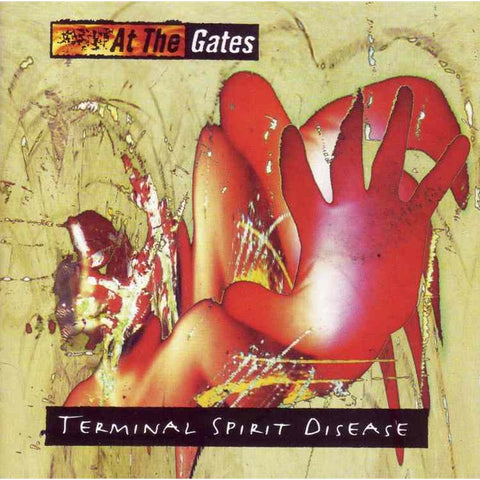 At The Gates - Terminal Spirit Disease on Limited Edition 180g LP - direct audio