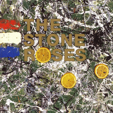The Stone Roses - The Stone Roses on Numbered Limited Edition Colored 180g 2LP - direct audio