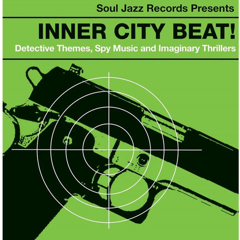 Inner City Beat: Detective Themes, Spy Music And Imaginary Thrillers 1967-1975 - Various Artists on 2LP + Download Code - direct audio