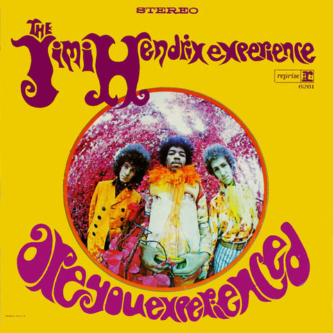 The Jimi Hendrix Experience - Are You Experienced 180g Vinyl LP - direct audio