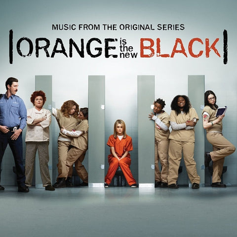 Orange Is The New Black: Music From The Original Series - Various Artists on Limited Edition Colored LP - direct audio