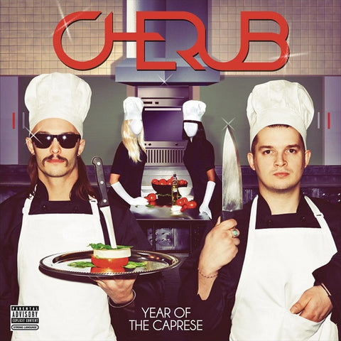 Cherub - Year Of The Caprese on LP + Download Card - direct audio