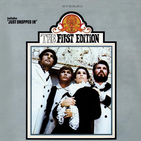"Kenny Rogers And The First Edition - The First Edition on 12"" Vinyl - direct audio"
