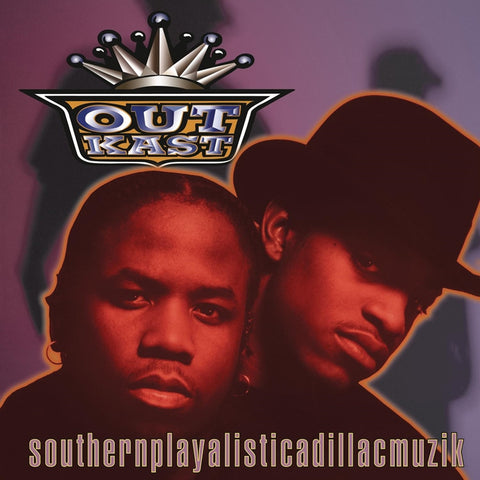 Outkast - Southernplayalisticadillacmuzik on LP - direct audio