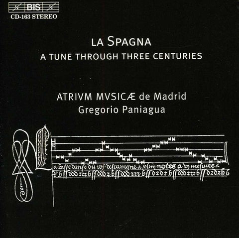 La Spagna - Paniagua on CD - direct audio