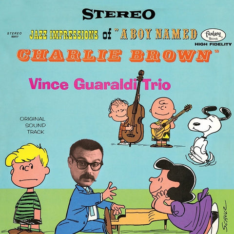 Vince Guaraldi Trio - Jazz Impressions Of A Boy Named Charlie Brown on Limited Edition Colored LP - direct audio