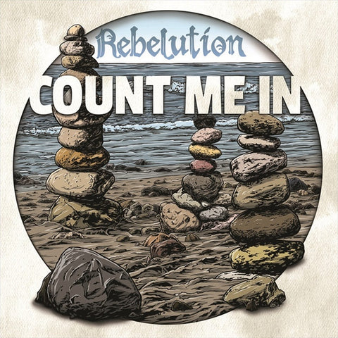 Rebelution - Count Me In 180g Vinyl LP + Download - direct audio