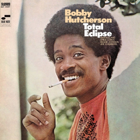 Bobby Hutcherson - Total Eclipse on LP - direct audio