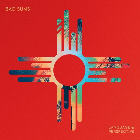 Bad Suns - Language And Perspective on Vinyl LP + Download (Out Of Stock) Pre-order - direct audio