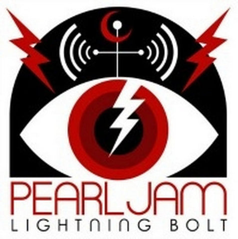 Pearl Jam - Lightning Bolt on 180g Vinyl LP