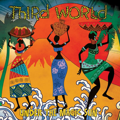 Third World - Under The Magic Sun Vinyl LP - direct audio