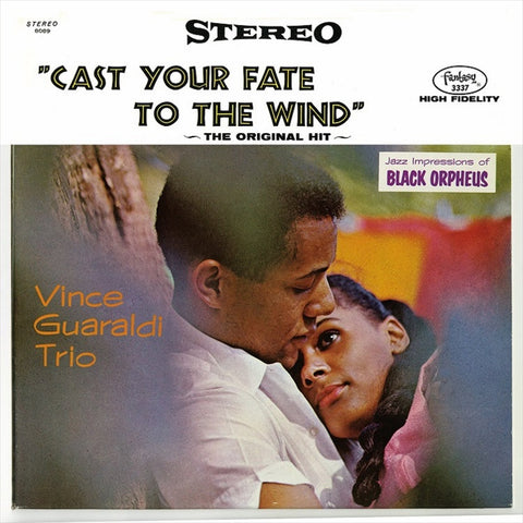 Vince Guaraldi - Jazz Impressions Of Black Orpheus on LP - direct audio