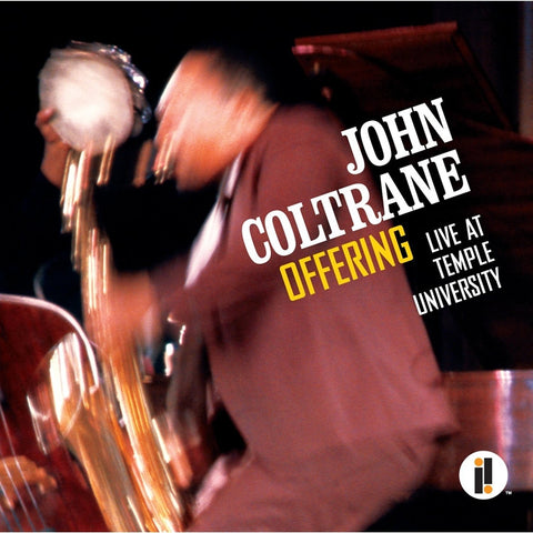 John Coltrane - Offering: Live At Temple University on Numbered Limited Edition 180g 2LP - direct audio