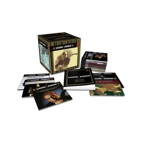 Living Stereo Collection: Volume 1 - Various Artists on 60 x CD Box Set - direct audio