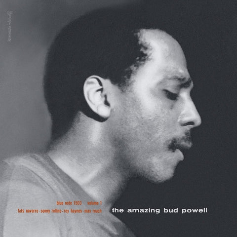 Bud Powell - The Amazing Bud Powell on LP - direct audio
