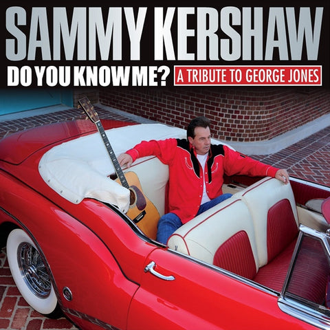 Sammy Kershaw - Do You Know Me?: A Tribute To George Jones on Numbered Limited Edition 2LP - direct audio