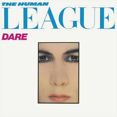 Human League - Dare Limited Edition 180g Vinyl LP - direct audio