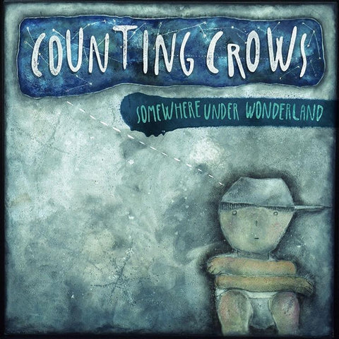 Counting Crows - Somewhere Under Wonderland Colored Vinyl LP - direct audio