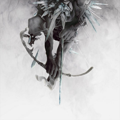 Linkin Park - The Hunting Party on 2LP w/ D-Side Etching - direct audio