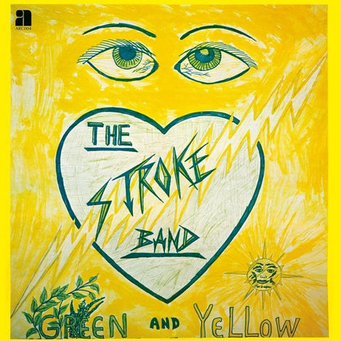 The Stroke Band - Green And Yellow on Limited Edition LP + Download - direct audio