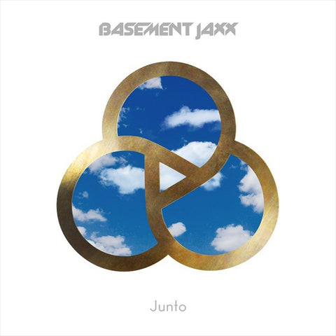 Basement Jaxx - Junto Vinyl 2LP + CD - direct audio