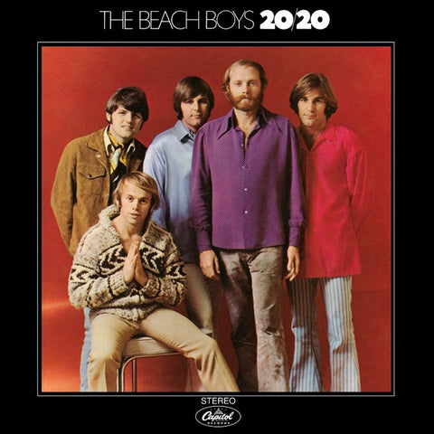 The Beach Boys - 20/20 on 180g LP - direct audio