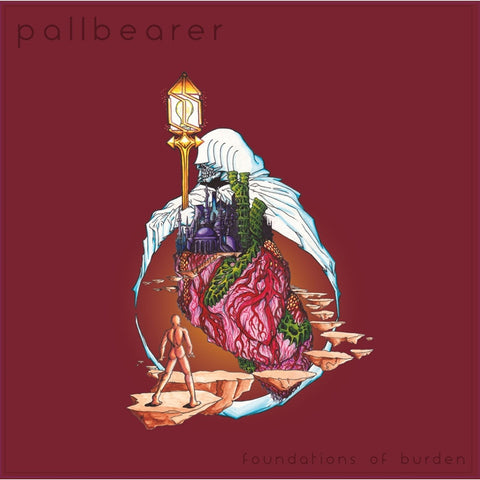 Pallbearer - Foundations Of Burden on Limited Edition 2LP - direct audio