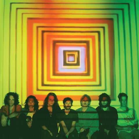 King Gizzard And The Lizard Wizard Float Along: Fill Your Lungs Vinyl LP