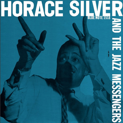 Horace Silver And The Jazz Messengers - Horace Silver And The Jazz Messengers on LP - direct audio