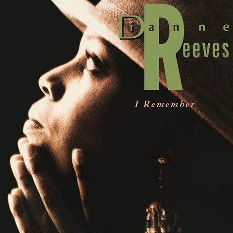 Dianne Reeves - I Remember on LP - direct audio