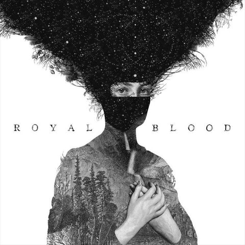 Royal Blood - Royal Blood on 180g LP - direct audio