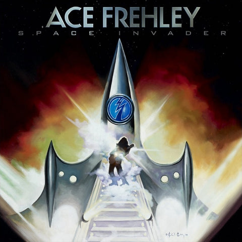 Ace Frehley - Space Invader 180g Vinyl 2LP (Out Of Stock) - direct audio