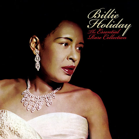Billie Holiday - The Essential Rare Collection on LP (Awaiting Repress) - direct audio