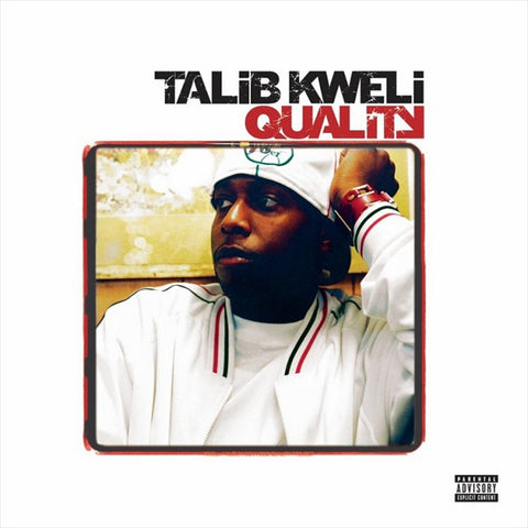 Talib Kweli - Quality on Vinyl 2LP (Backordered) - direct audio