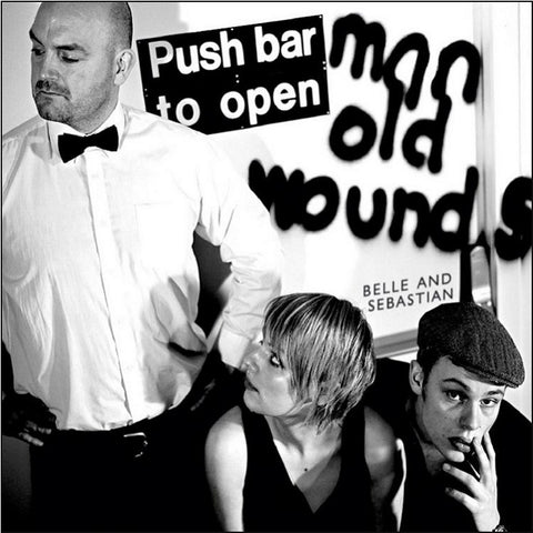 Belle And Sebastian - Push Barman To Open Old Wounds on 3LP + Download - direct audio