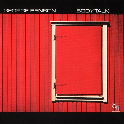 George Benson - Body Talk on 180g Import LP - direct audio