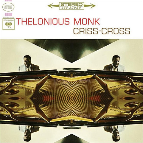 Thelonious Monk - Criss-Cross on Numbered Limited Edition 180g LP (Awaiting Repress) - direct audio