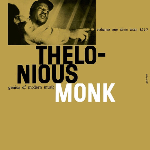 Thelonious Monk - Genius Of Modern Music Volume 1 on LP - direct audio