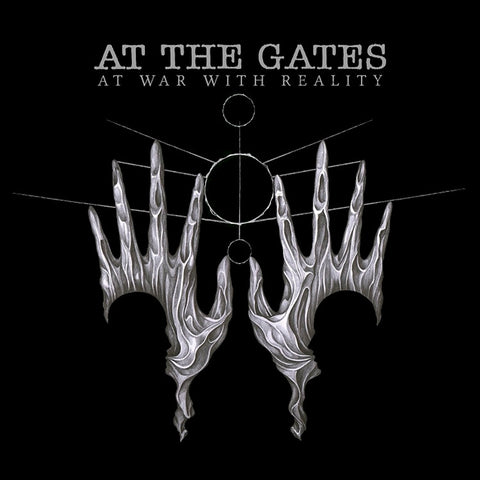 At The Gates - At War With Reality on Numbered Limited Edition Colored 2LP - direct audio