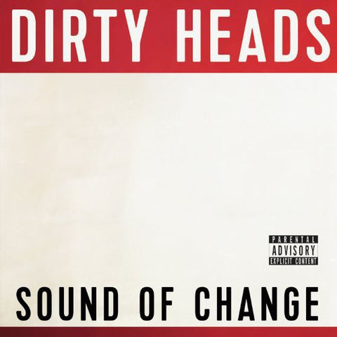Dirty Heads - Sound Of Change Vinyl LP (Out Of Stock) Pre-order - direct audio