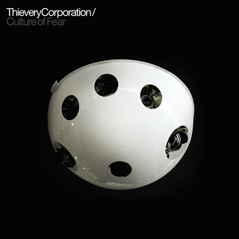 Thievery Corporation - Culture Of Fear on 2LP - direct audio