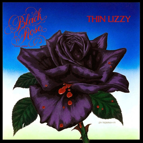 Thin Lizzy - Black Rose: A Rock Legend 180g Vinyl LP (Out Of Stock) - direct audio