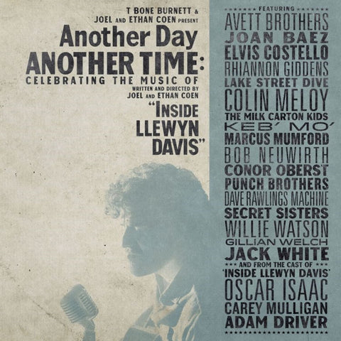 Another Day Another Time: Celebrating The Music Of Inside Llewyn Davis - Various Artists on 3LP - direct audio