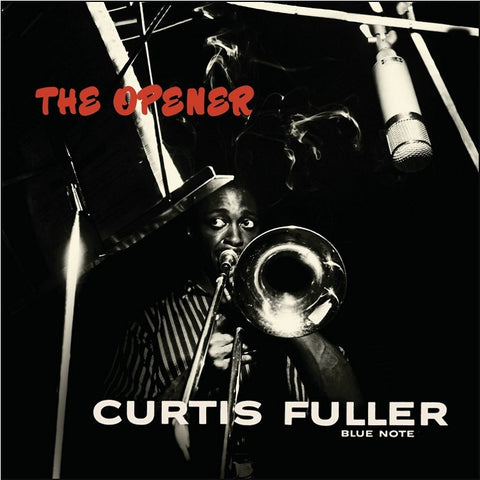 Curtis Fuller - The Opener on LP - direct audio
