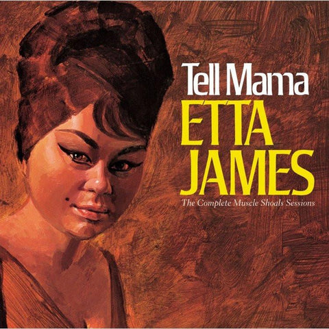 Etta James - Tell Mama 180g Vinyl LP Mono - direct audio