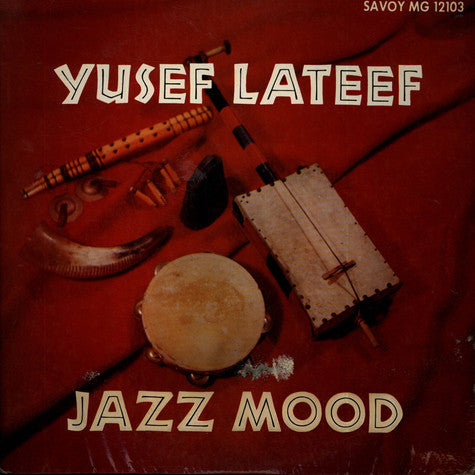 Yusef Lateef - Jazz Mood LP Buy at direct audio