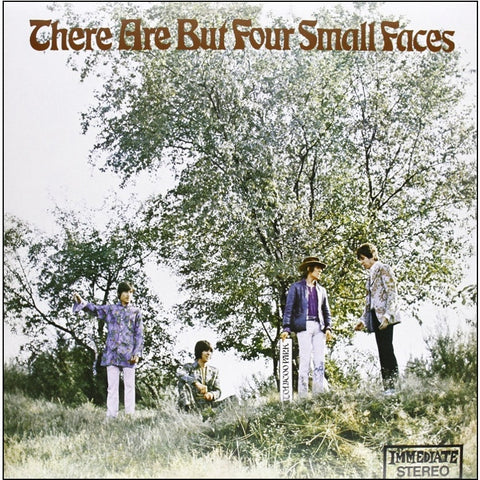 Small Faces - There Are But Four Small Faces on Limited Edition 180g LP - direct audio