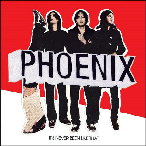 Phoenix - It's Never Been Like That on LP - direct audio