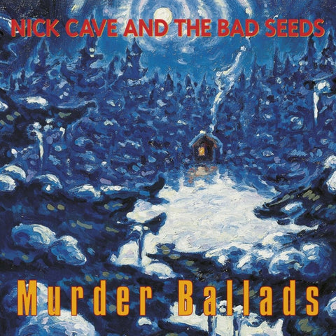 Nick Cave And The Bad Seeds - Murder Ballads on 180g LP + Download - direct audio