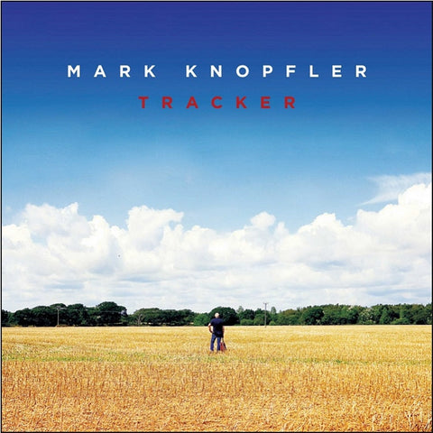 Mark Knopfler - Tracker on 180g 2LP - direct audio
